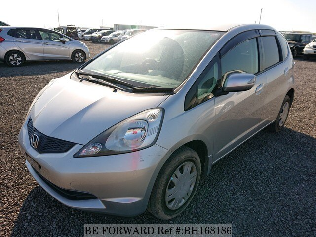 Used 2010 HONDA FIT BH168186 for Sale