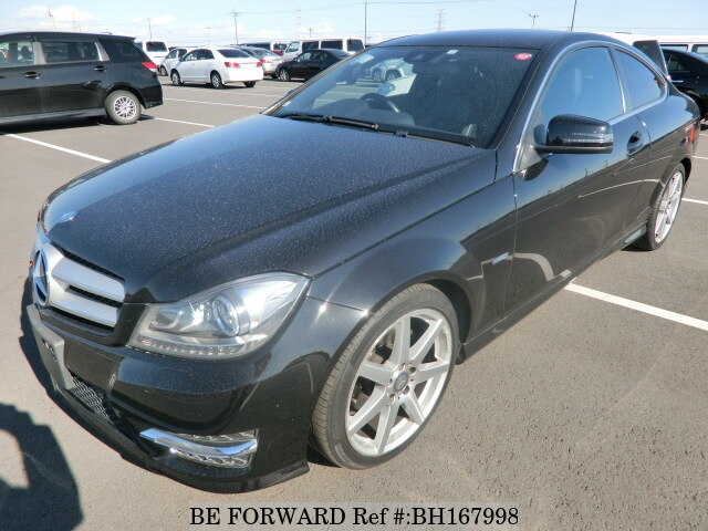 Used 2012 MERCEDES-BENZ C-CLASS BH167998 for Sale