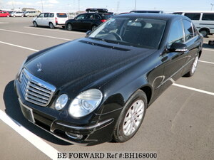 Used 2007 MERCEDES-BENZ E-CLASS BH168000 for Sale
