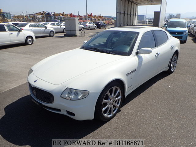 Used 2006 MASERATI QUATTROPORTE BH168671 for Sale