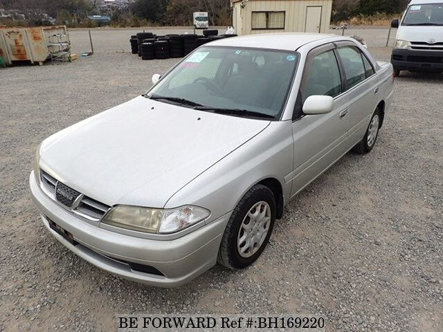 Used 2001 TOYOTA CARINA BH169220 for Sale