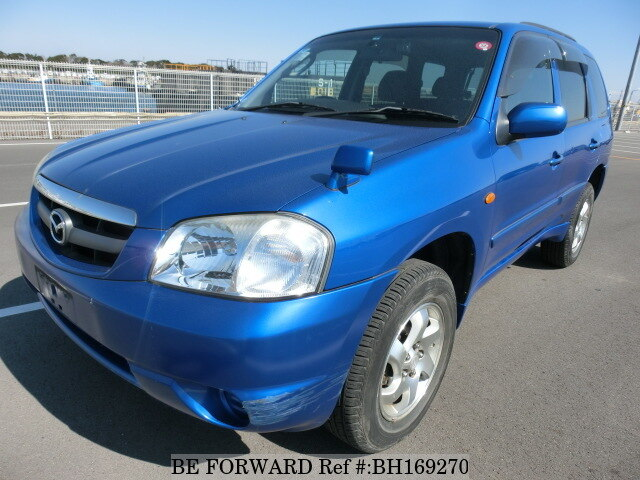 Used 2002 MAZDA TRIBUTE BH169270 for Sale