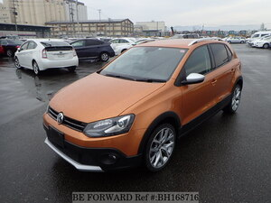 Used 2015 VOLKSWAGEN POLO BH168716 for Sale