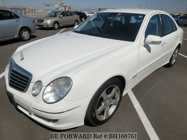 Used 2007 MERCEDES-BENZ E-CLASS BH168761 for Sale
