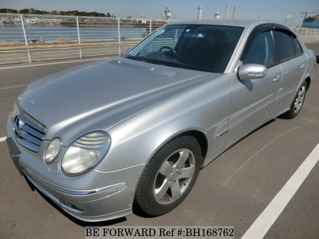Used 2005 MERCEDES-BENZ E-CLASS BH168762 for Sale