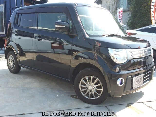 Used 2011 SUZUKI MR WAGON BH171129 for Sale