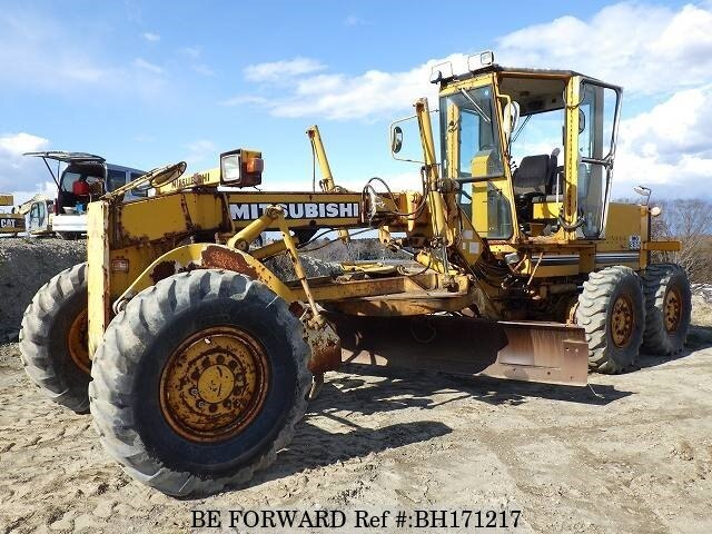 Used 1992 MITSUBISHI MITSUBISHI OTHERS BH171217 for Sale
