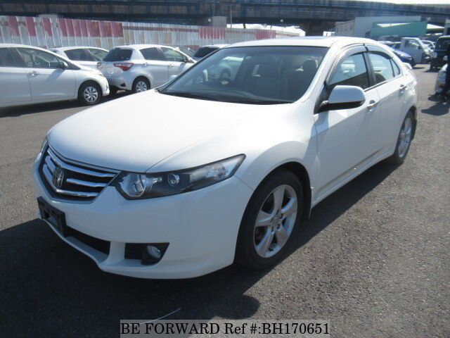 Used 2010 HONDA ACCORD BH170651 for Sale