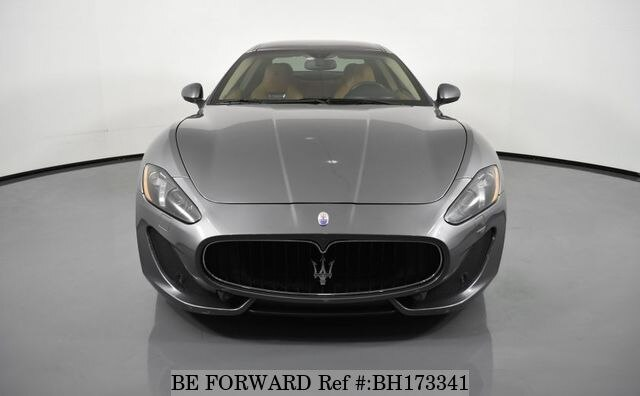 Used 2014 MASERATI GRANTURISMO BH173341 for Sale