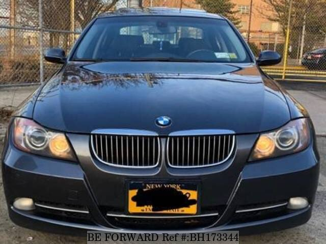 Used 2007 BMW 3 SERIES CABRIORET BH173344 for Sale