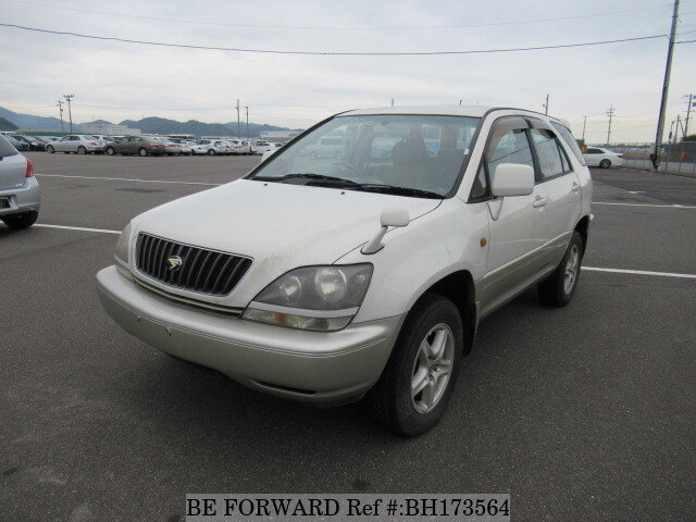 Used 1999 TOYOTA HARRIER BH173564 for Sale