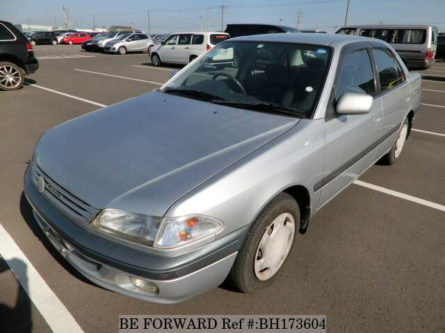 Used 1997 TOYOTA CARINA BH173604 for Sale