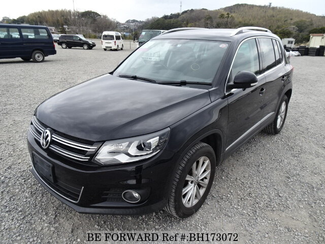 Used 2015 VOLKSWAGEN TIGUAN BH173072 for Sale