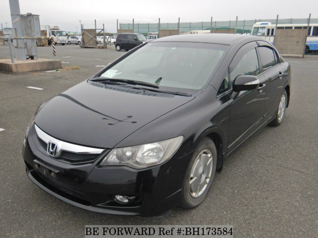 Used 2010 HONDA CIVIC HYBRID BH173584 for Sale