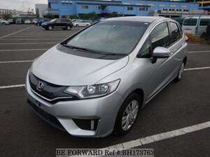 Used 2014 HONDA FIT BH173763 for Sale