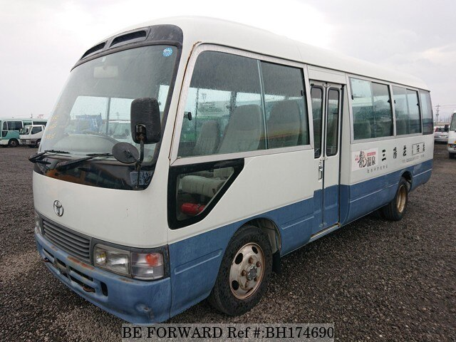 Used 1996 TOYOTA COASTER BH174690 for Sale