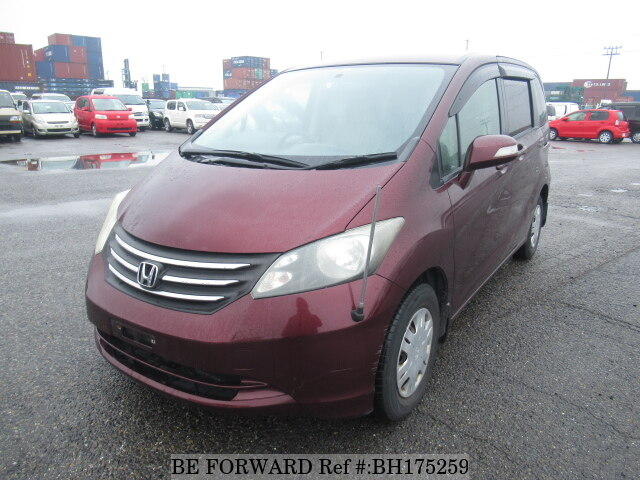 Used 2009 HONDA FREED G L PACKAGE/DBA-GB3 for Sale BH175259 - BE FORWARD