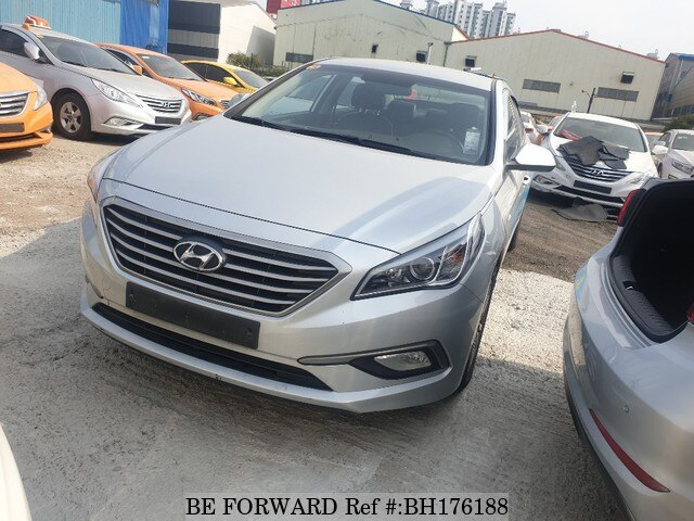 Used 2016 HYUNDAI SONATA BH176188 for Sale