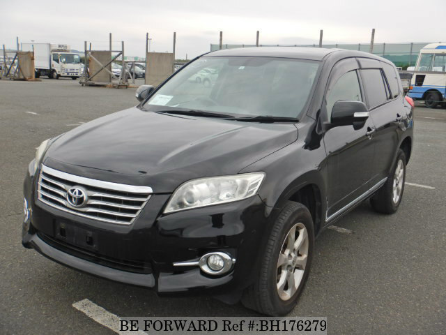 Used 2012 TOYOTA VANGUARD BH176279 for Sale