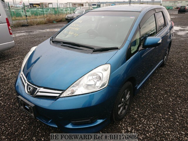 Used 2012 HONDA FIT SHUTTLE BH176809 for Sale