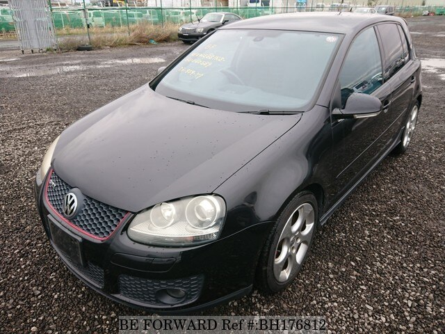 Used 2006 VOLKSWAGEN GOLF GTI BH176812 for Sale