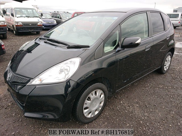 Used 2011 HONDA FIT BH176819 for Sale