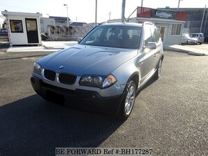 Used 2005 BMW X3 BH177287 for Sale