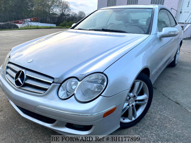 Used 2006 MERCEDES-BENZ CLK-CLASS BH177899 for Sale