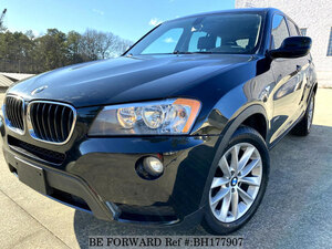 Used 2013 BMW X3 BH177907 for Sale