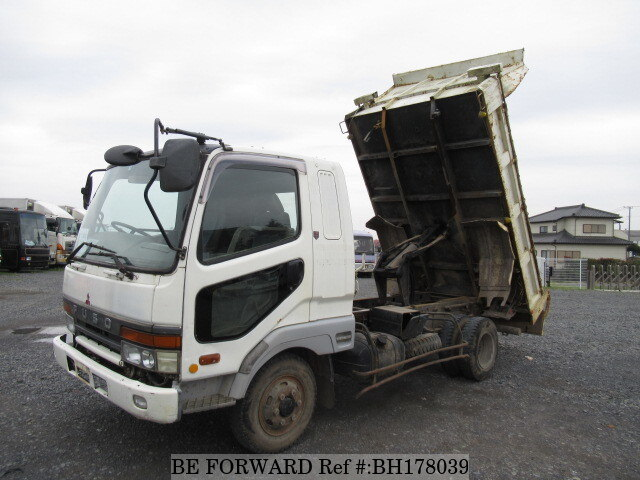 Used 1997 MITSUBISHI FIGHTER BH178039 for Sale