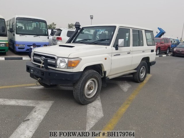 Used 2014 TOYOTA LAND CRUISER BH179764 for Sale