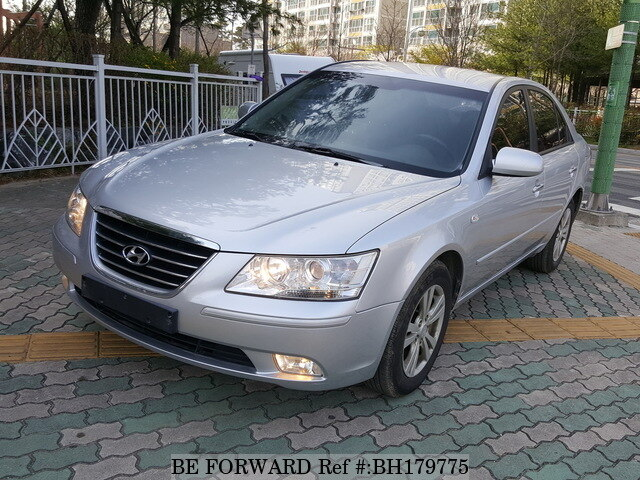 Used 2008 HYUNDAI SONATA BH179775 for Sale