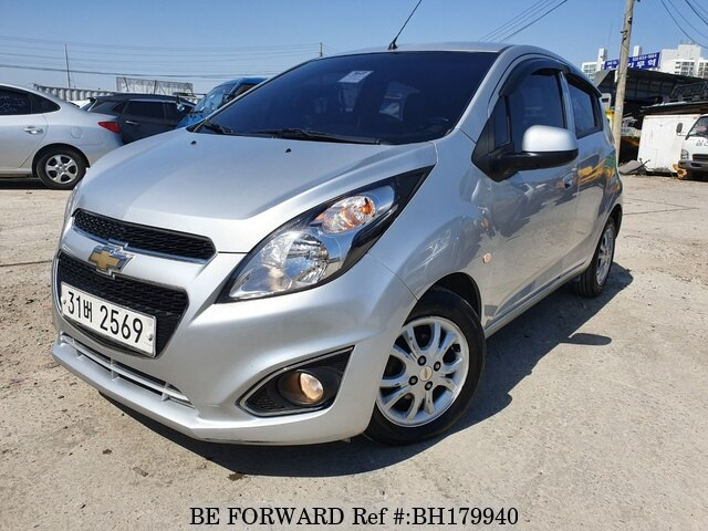 Used 2013 Chevrolet Spark For Sale Bh179940 Be Forward