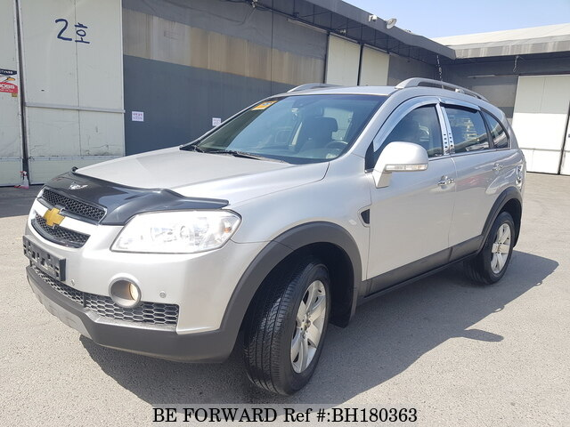 Used 2008 DAEWOO (CHEVROLET) WINSTORM (CAPTIVA) BH180363 for Sale