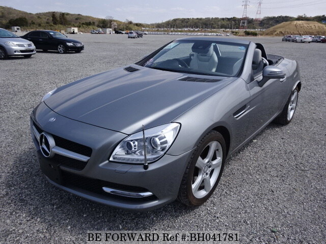 Used 2011 MERCEDES-BENZ SLK BH041781 for Sale