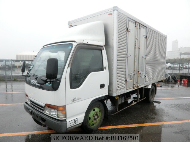 Used 2000 ISUZU ELF TRUCK BH162501 for Sale