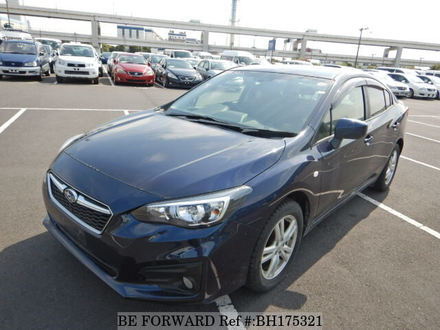 Used 2017 SUBARU IMPREZA G4 BH175321 for Sale