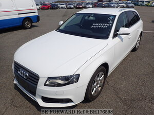 Used 2008 AUDI A4 BH176598 for Sale