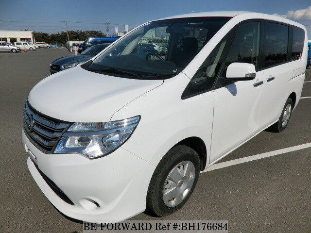 Used 2015 NISSAN SERENA BH176684 for Sale