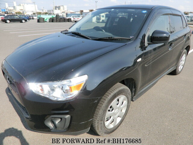 Used 2015 MITSUBISHI RVR BH176685 for Sale