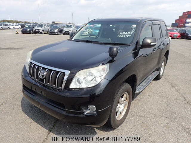Used 2010 TOYOTA LAND CRUISER PRADO BH177789 for Sale