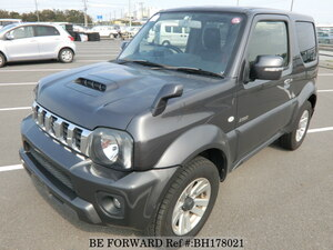Used 2013 SUZUKI JIMNY SIERRA BH178021 for Sale