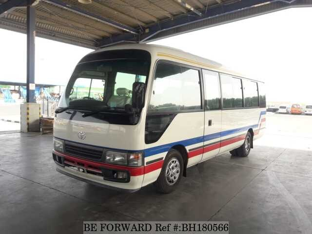 Used 2003 TOYOTA COASTER BH180566 for Sale