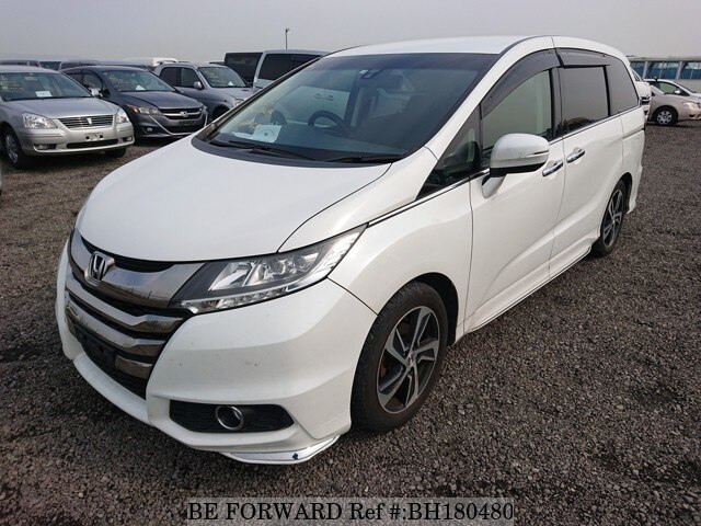 Used 2013 HONDA ODYSSEY BH180480 for Sale