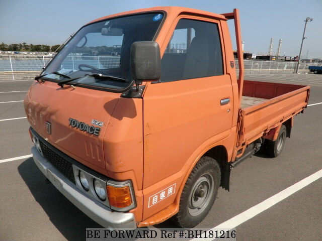 Used 1980 TOYOTA TOYOACE BH181216 for Sale