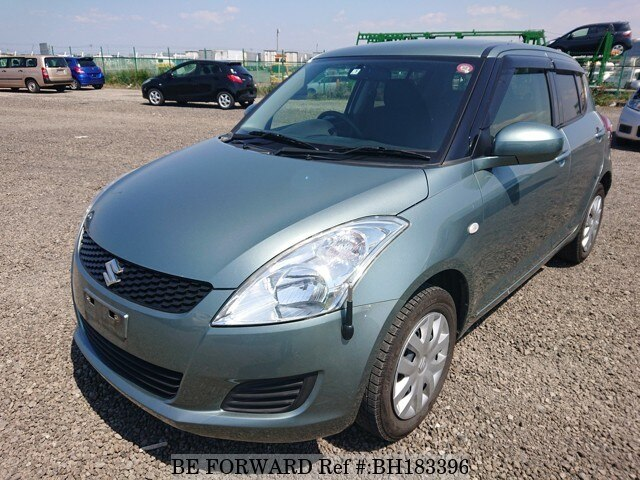 Used 2013 SUZUKI SWIFT BH183396 for Sale