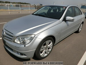 Used 2010 MERCEDES-BENZ C-CLASS BH183200 for Sale