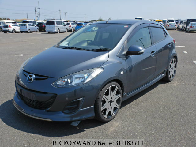 Used 2011 MAZDA DEMIO BH183711 for Sale