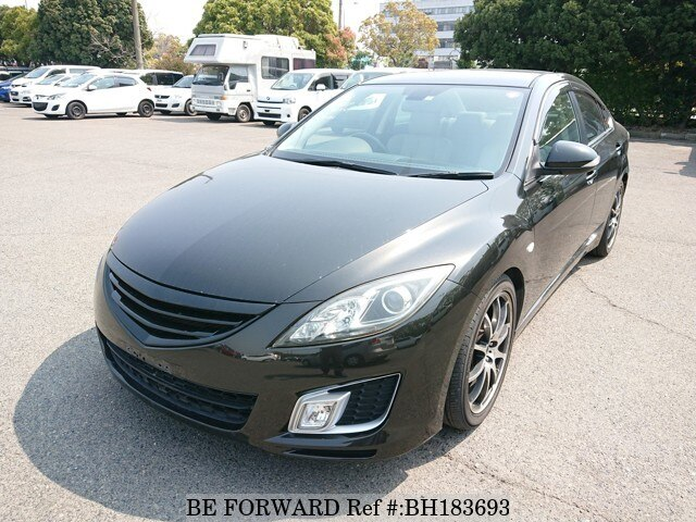 Used 2009 MAZDA ATENZA BH183693 for Sale