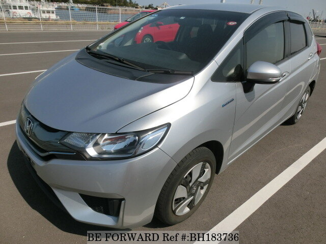 Used 2013 HONDA FIT HYBRID BH183736 for Sale